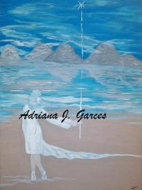 The Infinite Voyage Messenger, Adriana J. Garces