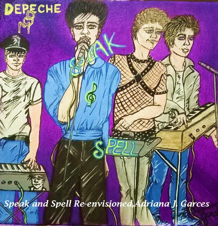 Speak -n- Spell Re-envisioned, Adriana J. Garces